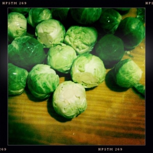 The Best Brussels Sprouts via @HipVegetarian